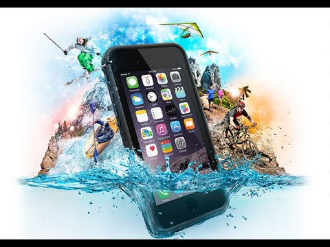 iPhone 6 Lifeproof Case Unboxing, Testing and Review
