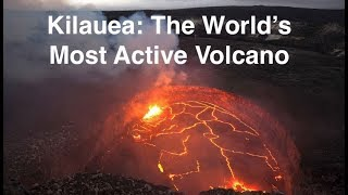 Kilauea - The World