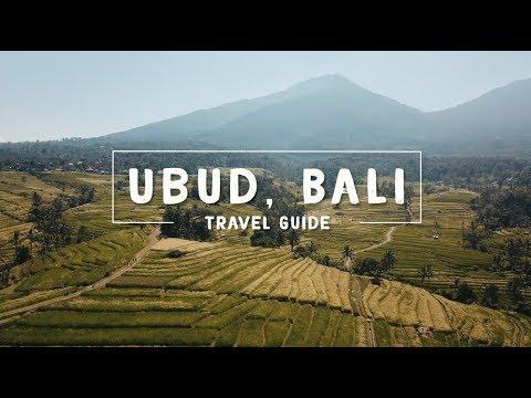 UBUD, BALI TRAVEL GUIDE (wow air application)