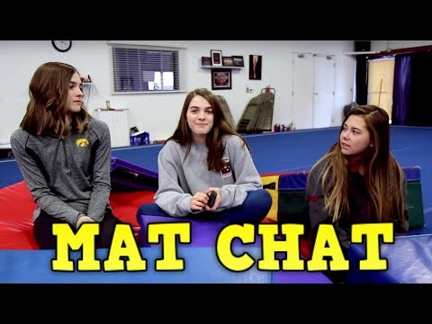MAT CHAT: TC2 Leotards, Mental Blocks, Maggie's College and More!