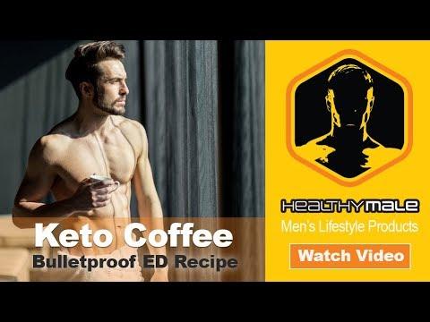 Bulletproof Keto Coffee and Erectile Dysfunction