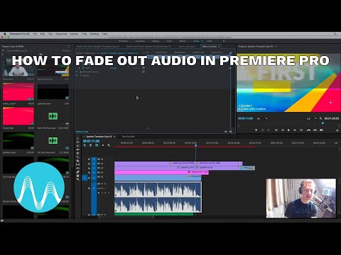 How to Fade Out Audio in Premiere Pro