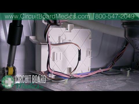 W10374126 Motor Control Unit (MCU) Removal & Repair