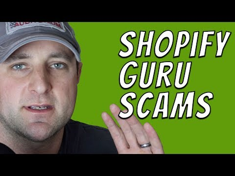 How Shopify Gurus Are Scamming You