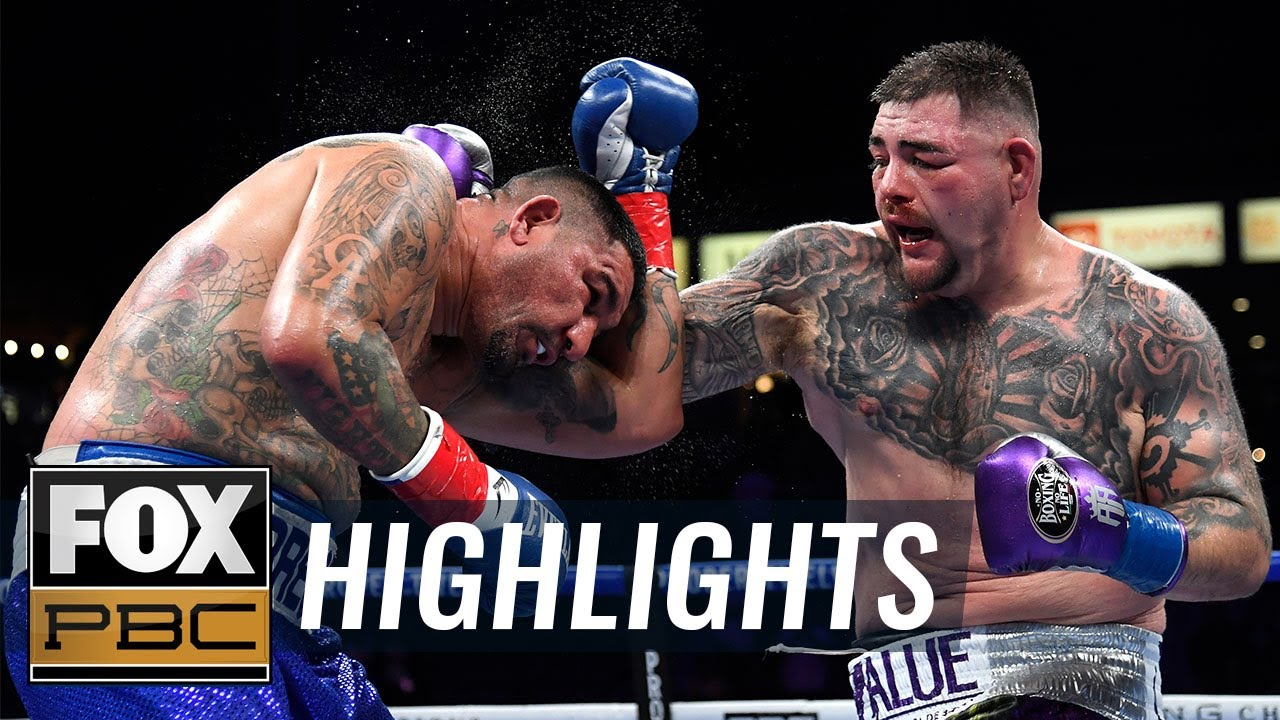 Andy Ruiz Jr. vs. Chris Arreola   FULL FIGHT HIGHLIGHT   PBC ON FOX