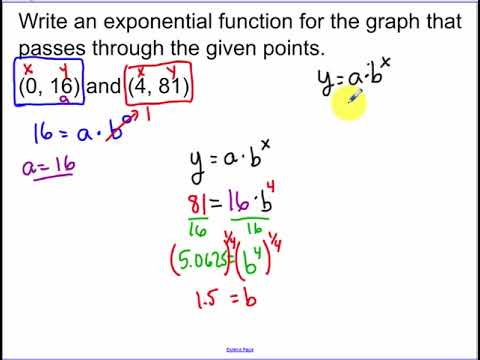 7.2 - Exponential Equations and Compound Interest (2018)