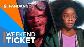 In Theaters Now: Little, Hellboy, Missing Link | Weekend Ticket
