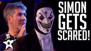 TERRIFYING Act SHOCKS Simon Cowell on Britain