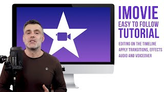 iMovie 2019 Tutorial - How to Edit videos on your Mac