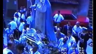 processione Maria SS. della Luce Palermiti 1993