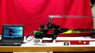 iKON2 - How to Setup ur iKON flybarless     - PakVim net HD