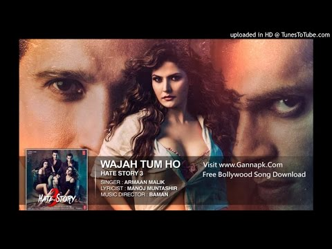 Wajah Tum Ho Full Song (Hate Story 3) Movie