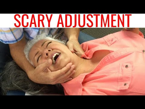 FIBROMYALGIA has lots of symptoms BUT one NECK ADJUSTMENT changes it all