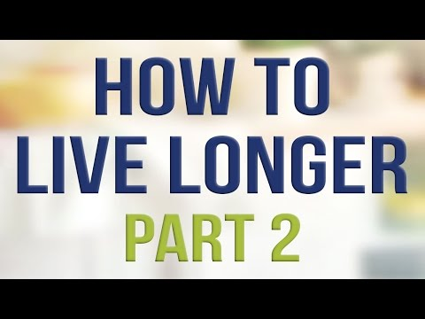 How to Live Longer [Pt 2] - Hidden Inflammation Triggers