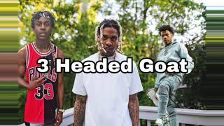 Lil Durk - 3 Headed Goat ft. Lil Baby & Polo G -  1 Hour Loop