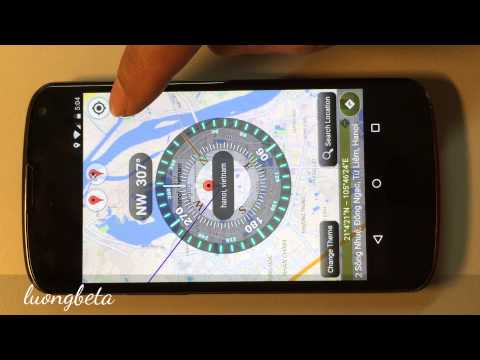 Compass Pro for Google Map