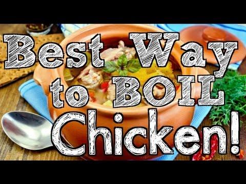 Best Way to Boil Chicken