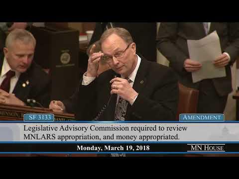 MNLARS fix proposals debated on House Floor