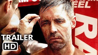 JOURNEYMAN Official Trailer (2017) Paddy Considine, Boxing Movie HD