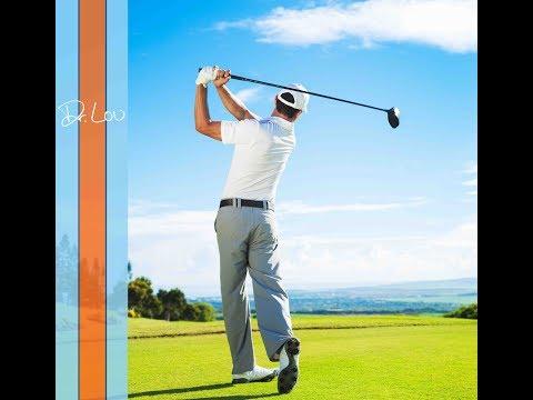 Maine Golf!  Pro Tip!