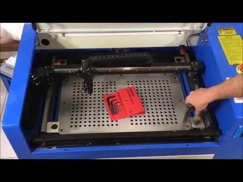 Leveling Laser Engraver Table