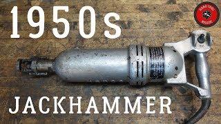 1950s Kango Jackhammer [Restoration]