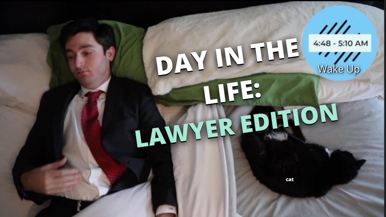 Day In The Life Of A Lawyer (Law Firm Owner)