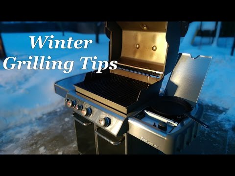 Top 5 Winter Grilling Tips