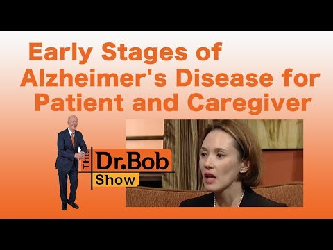 Early Stages of Alzheimer's Disease for Patient and Caregiver