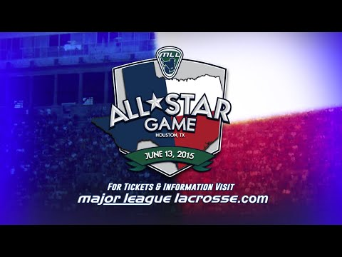 Watch the 2015 MLL All-Star Game LIVE @ 7pm ET on CBS Sports Network