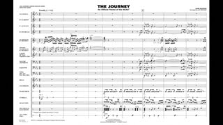 The Journey (An Official Theme of the NCAA) by Alan Silvestri/arr. Jay Bocook