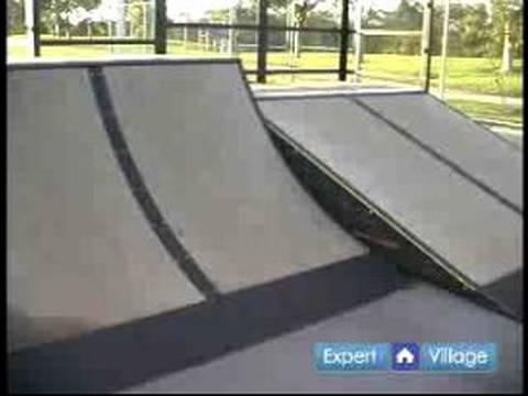 Easy Skateboard Tricks for Beginners : Types of Skateboarding Ramps: Free Online Skateboarding Tips