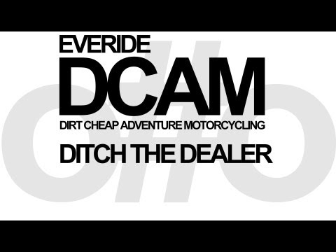 o#o Never buy a motorcycle at a dealership! Here's why! *DCAM*