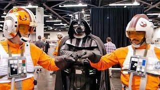 40 Years Star Wars - Star Wars Celebration Orlando 2017