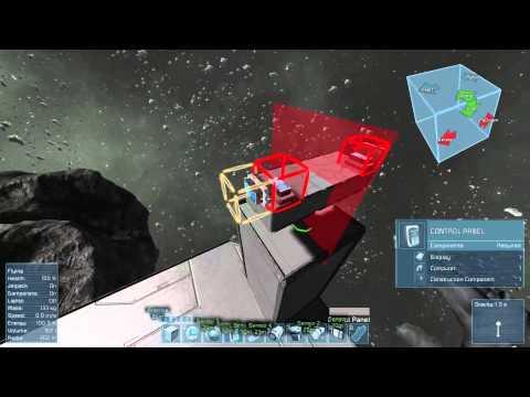 Space Engineers Mirror Function