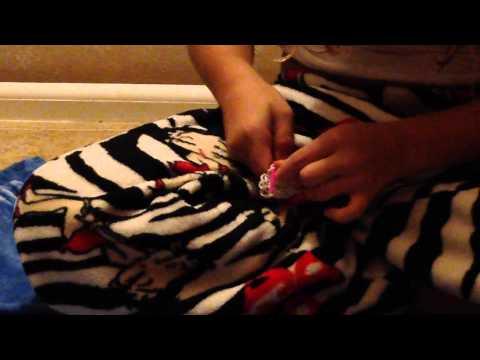part 3 tutroal on how to make a handbag with rainbow loom