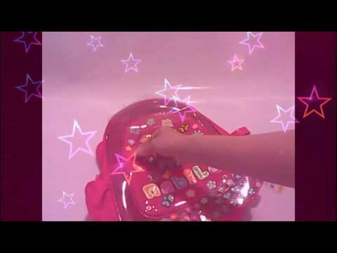 # Incraf Kenzo Backpack - Rainbowdash