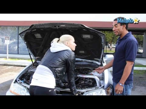 How to Check Battery Fluid Level