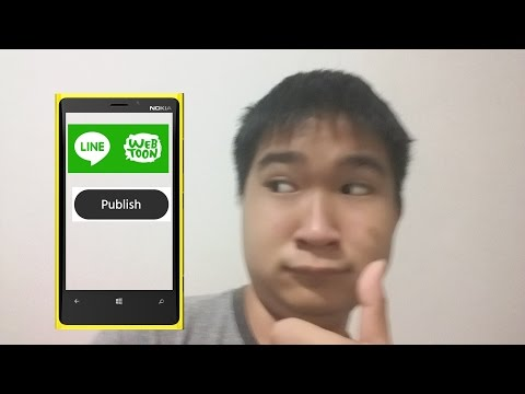 How to PUBLISH Comic to Webtoon in Android!!!