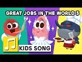 NEW GREAT JOBS IN THE WORLD 3 LARVA KIDS SUPER BEST SONGS FOR KIDS