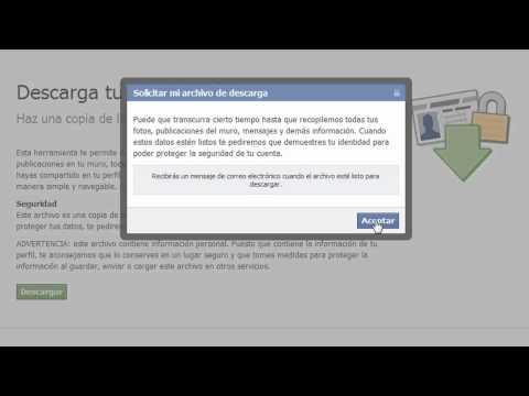 Como Hacer Backup De Tu Perfil En Facebook