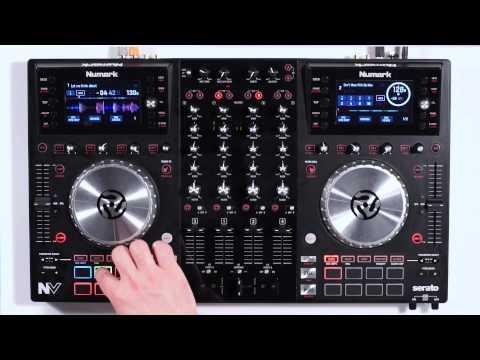 Numark NV - Setup With Virtual DJ 8