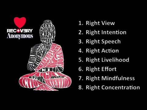 TheNoble Eightfold Path: Made UNDERSTANDABLE by Alan Watts.