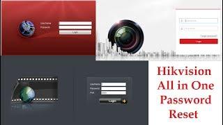 Hikvision DVR Admin Password Reset Easy Method 100% Working   Music