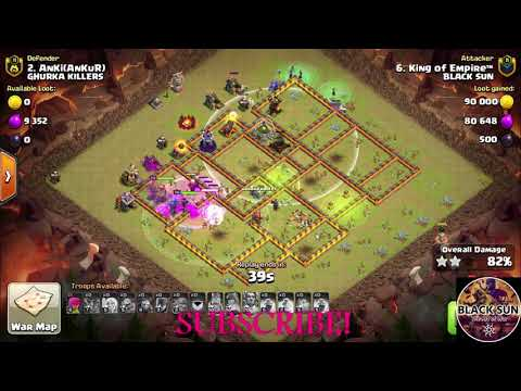 IS THIS STRATEGY OP?! | SUPERCELL WATCH OUT!! | WAR WIN STREAK-26 |