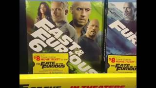 Fast and the furious Franchise NEW SLIP COVER at TARGET!
