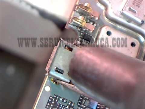 truco o tecnica para CAMBIAR PIN DE CARGA blackberry 8520 Y SIMILARES