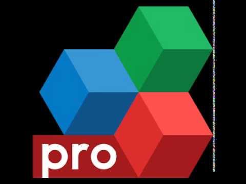 Officesuite Pro 8 Full apk Español Descargar