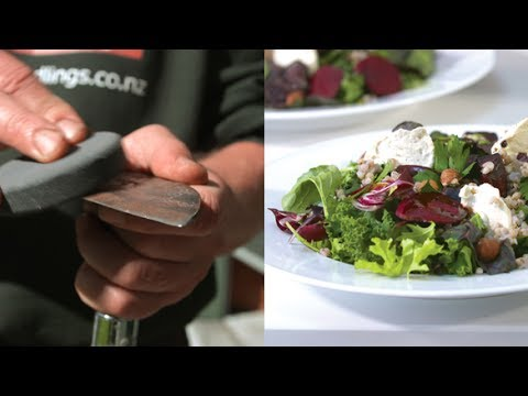 Garden Maintenance and how to cook with beetroot