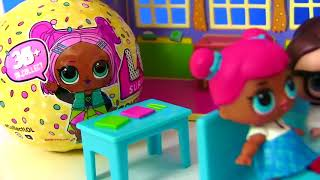 Download Куклы Лол Мультик! Детский сад для лол! Лол школа! Детский мультик! Lol surprise Video